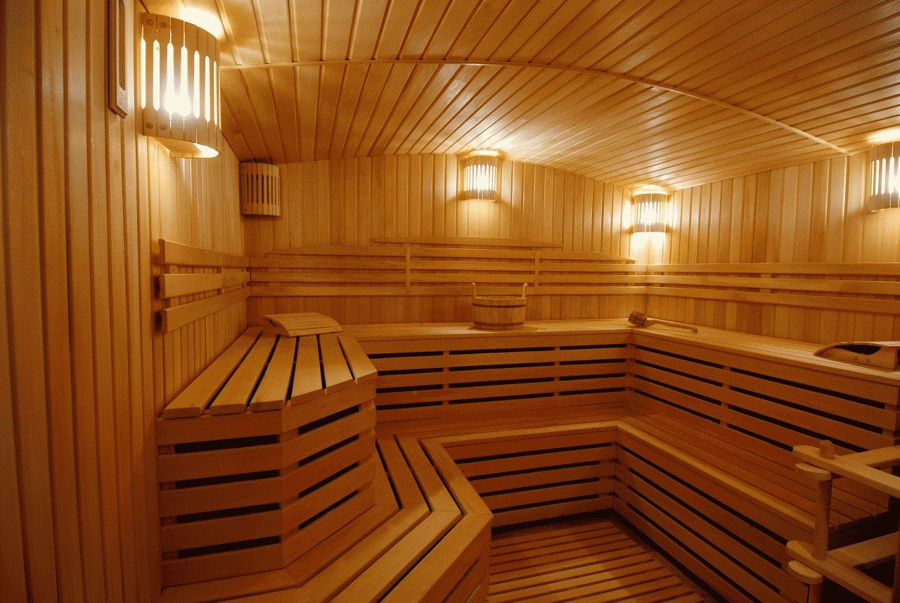 Сауна для пар без купальников 10 фотография